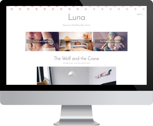 Luna WordPress Theme